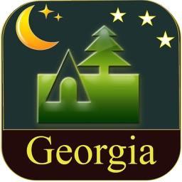 Georgia Campgrounds & RV Parks Guide