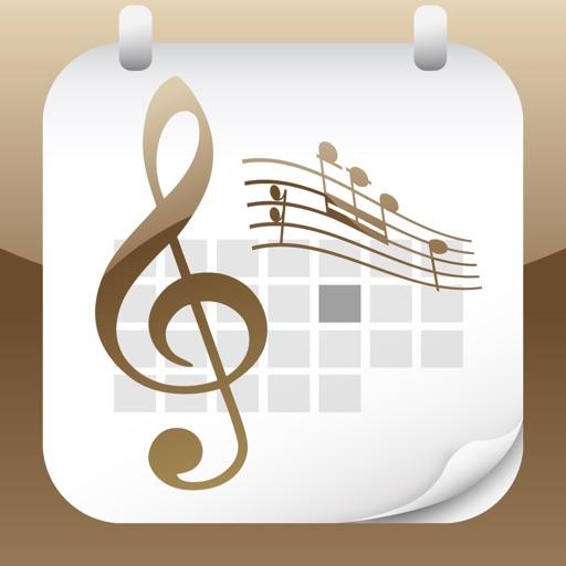 ClassiCal Music Calendar