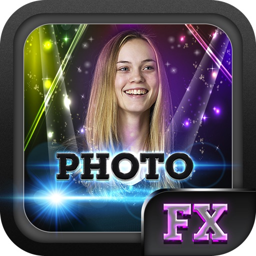 Amazing Photo FX - Create Your Own Photo with Crazy & Special Luminous Effects