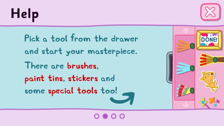 Peppa Pig: Paintbox screenshot-3