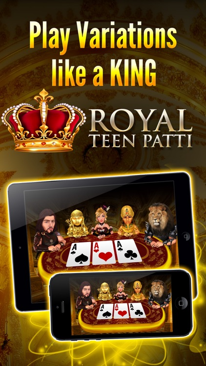 Junglee Teen Patti 3D screenshot-2