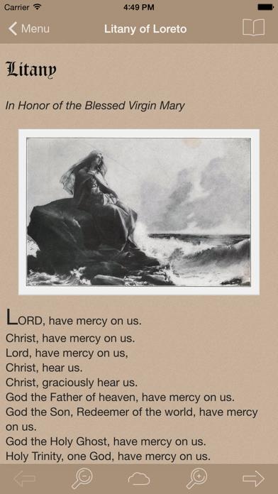 Catholic Devotions review screenshots