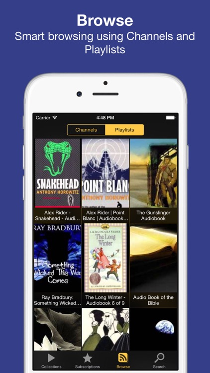 Whisper - Audiobooks, Bestsellers and Stories screenshot-2
