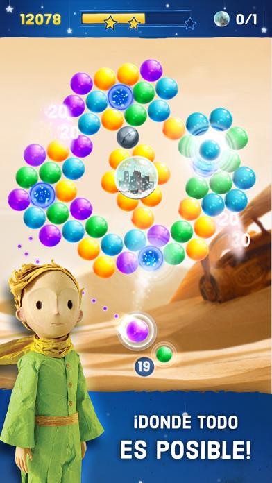 El Principito - Bubble Pop JourneyCaptura de pantalla de2