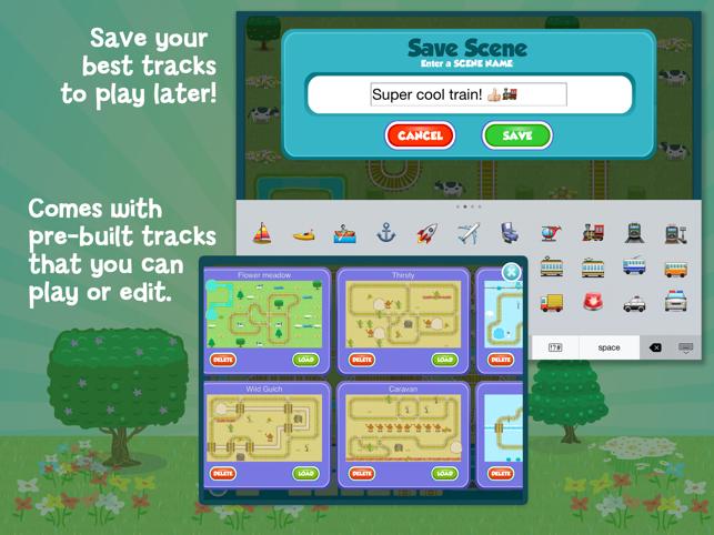 Zoo Train: Tracks 'n' Trains Screenshot