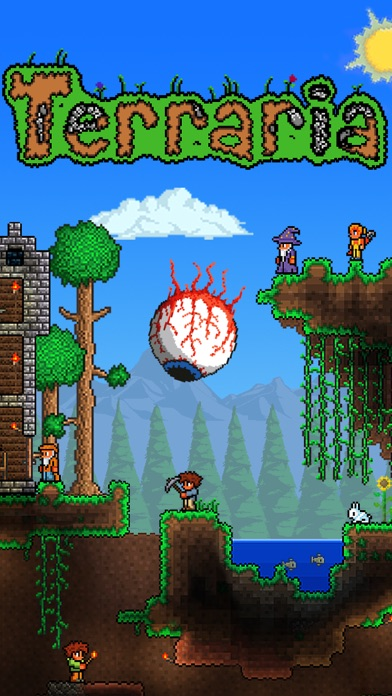 Screenshot for Terraria in India App Store