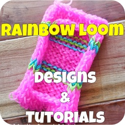 Cool Rainbow Loom Designs &  Patterns Tutorials Guide