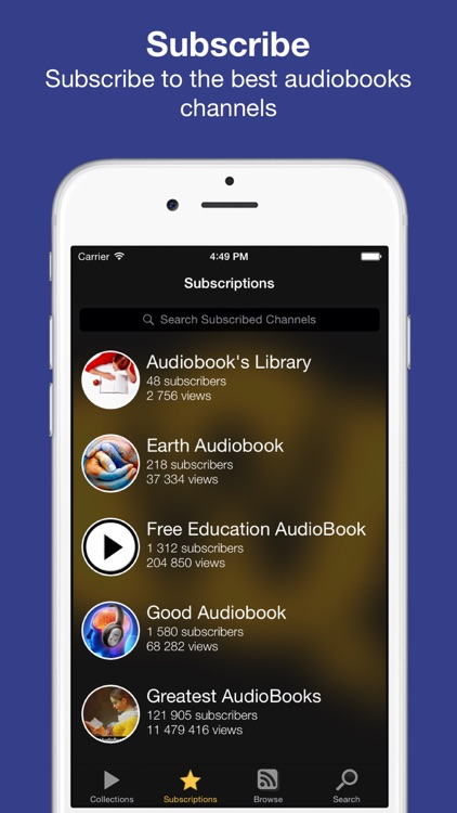 Whisper - Audiobooks, Bestsellers and Stories screenshot-0