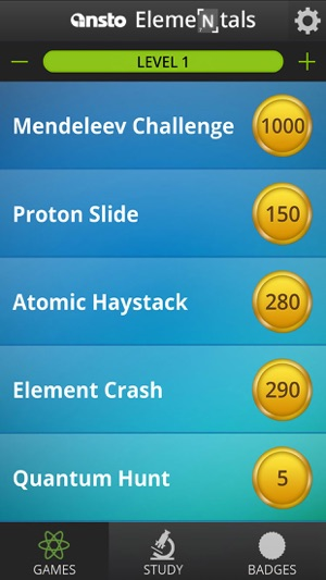 Elementals periodic table game on the app store iphone ipad urtaz Gallery