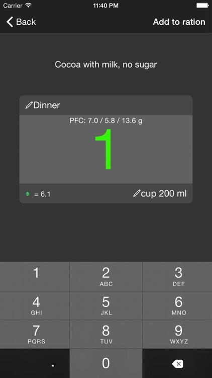 Low GI screenshot-3