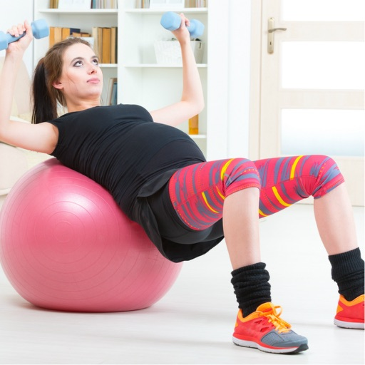 Pregnancy Exercises - Learn Easy Pregnancy Workouts You Can Do at Home