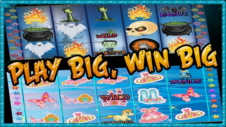 Slots by BL Games - Free Las Vegas Casino Slot Machine Games - bet, spin & win big in Slots Game