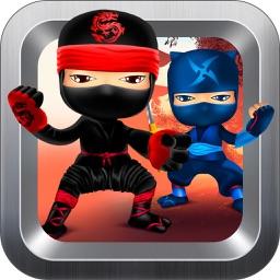 My Mega Power Ninja Hero Design & Copy Crazy Game