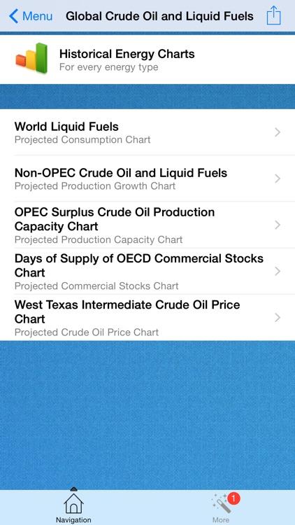 Oil and Gas Short-Term Energy Forecast