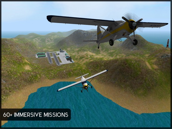 Avon Flight Simulator ™ 2015 на iPad