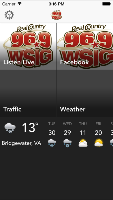 AppGrooves: Compare Real Country 96.9 WSIG Mobile vs 10 Similar ...