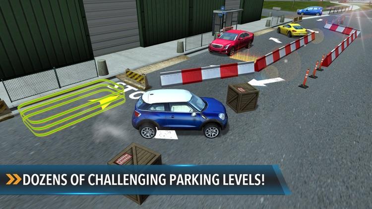 Car Parking Driving Simulator Game - Real Monster Truck Test Drive Park Sim Racing Games screenshot-4