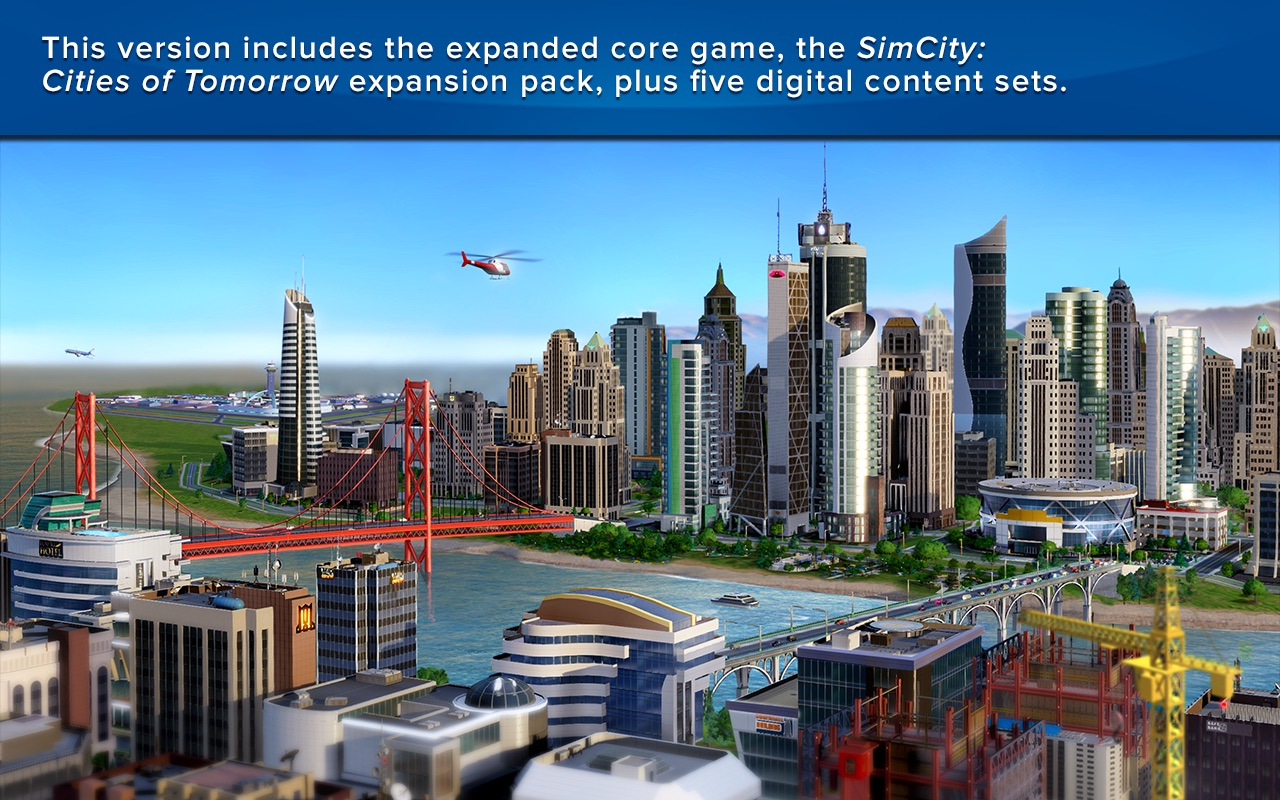 Screenshot do app SimCity™: Complete Edition