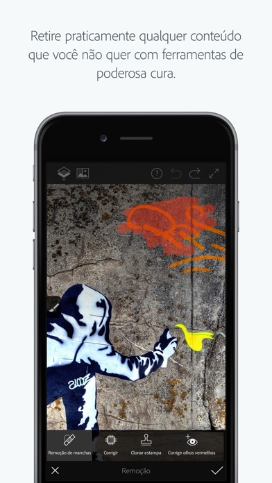 Baixar Adobe Photoshop Fix para Android