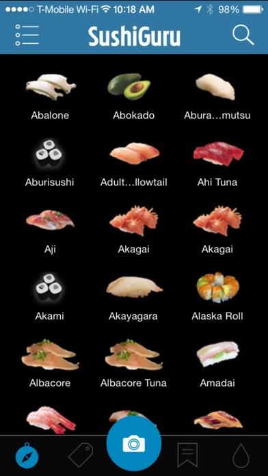 SushiGuru screenshot1