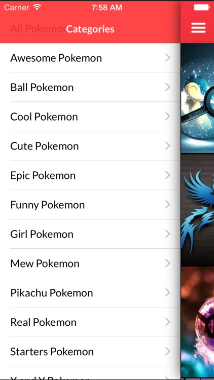 Wallpapers For Pokemon Edition - Design Your Custom Lock Screen Wallpapers screenshot-3
