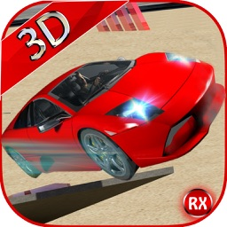 GT Furious Sports Car  Stunts 3D - Extreme Top Gear Feat & Drift Challenges