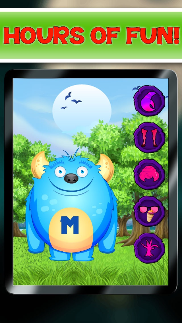 Monster Maker – Dress Up Your Cute Monstrous Beast FREE Cheat Codes