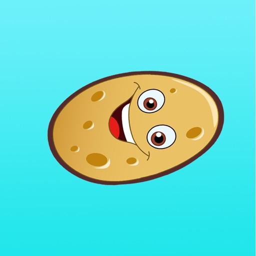 Flappy Potato - A Potato Flew Around My Room iOS App