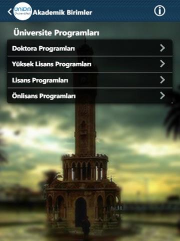 Ünipa Üniversitesi Mobilのおすすめ画像3