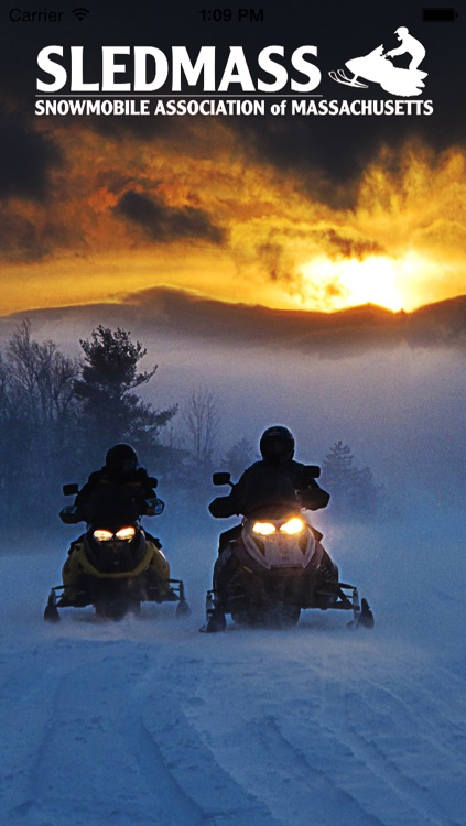 Mass Snowmobile Trails