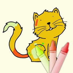 My Coloring Book - Fun coloring pages