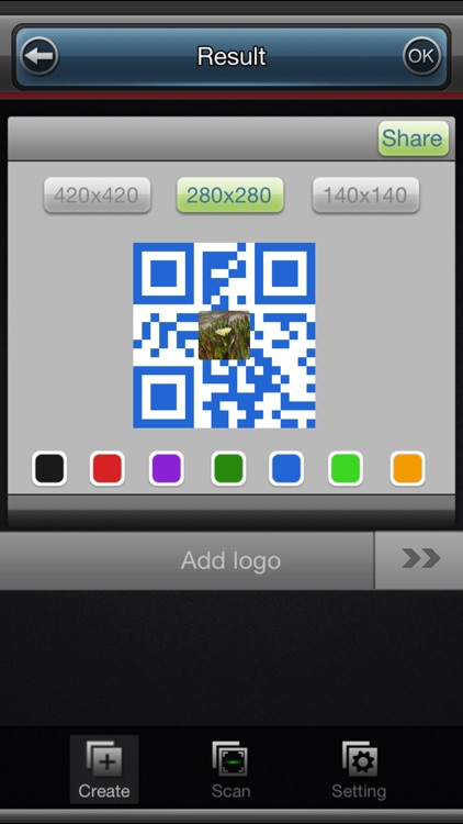 ^QRCode Reader & Creator screenshot-3