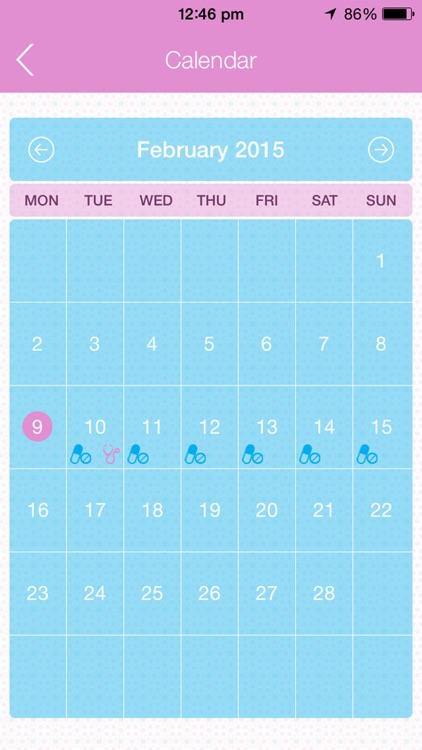 My IVF Tracker screenshot-3