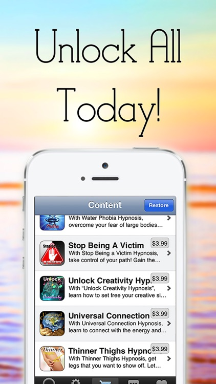 Stop Smoking with Hypnosis and Meditation by Erick Brown screenshot-4