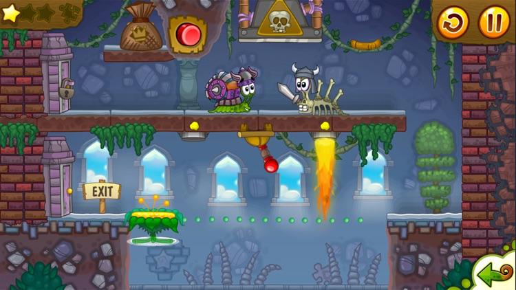 Snail Bob 2 Deluxe screenshot-3