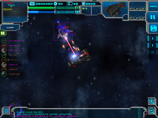 Screenshot #4 pour Space Story