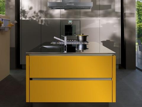 Keuken interior designs plannen verbouwen accessoires for Keuken ontwerpen op ipad