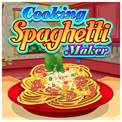 Cooking Spaghetti Maker
