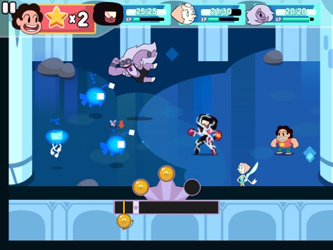 Attack the Light tablet App screenshot 4