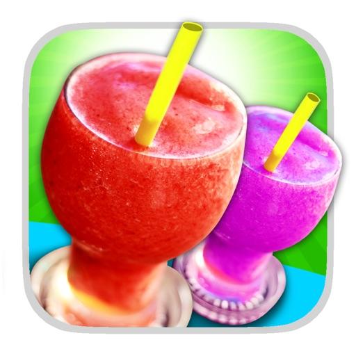My Frozen Ice Slushie Party Club Maker Games - My Happy Little Magic Virtual Kids Treats Edition - Free App iOS App