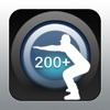 スクワット 200+ Lite - iPadアプリ