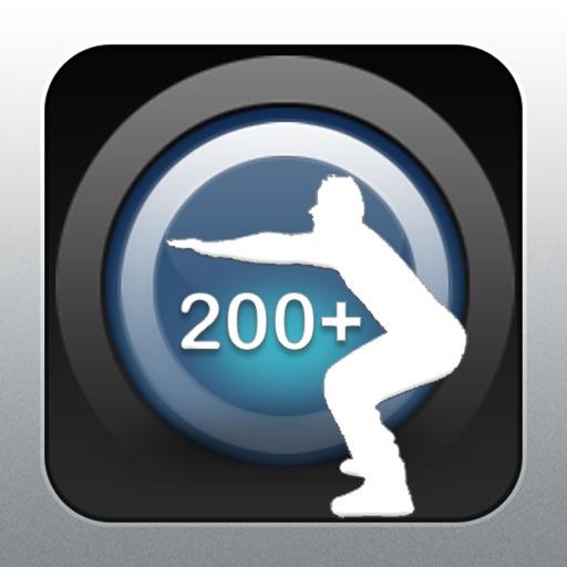 Baixar Sentadillas 200+ Lite para iOS