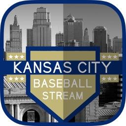 KANSAS CITY BASEBALL STREAM