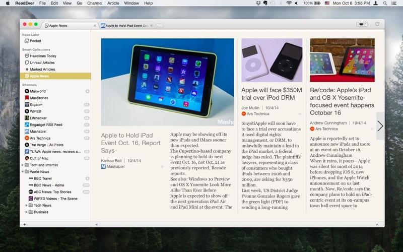 ReadEver Screenshot