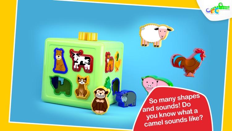 Shape Sorter - Early Learning Blocks
