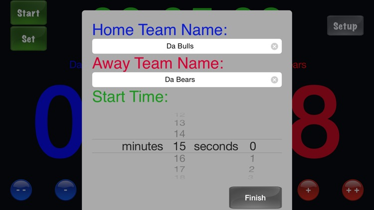 Score Keeper HD screenshot-1