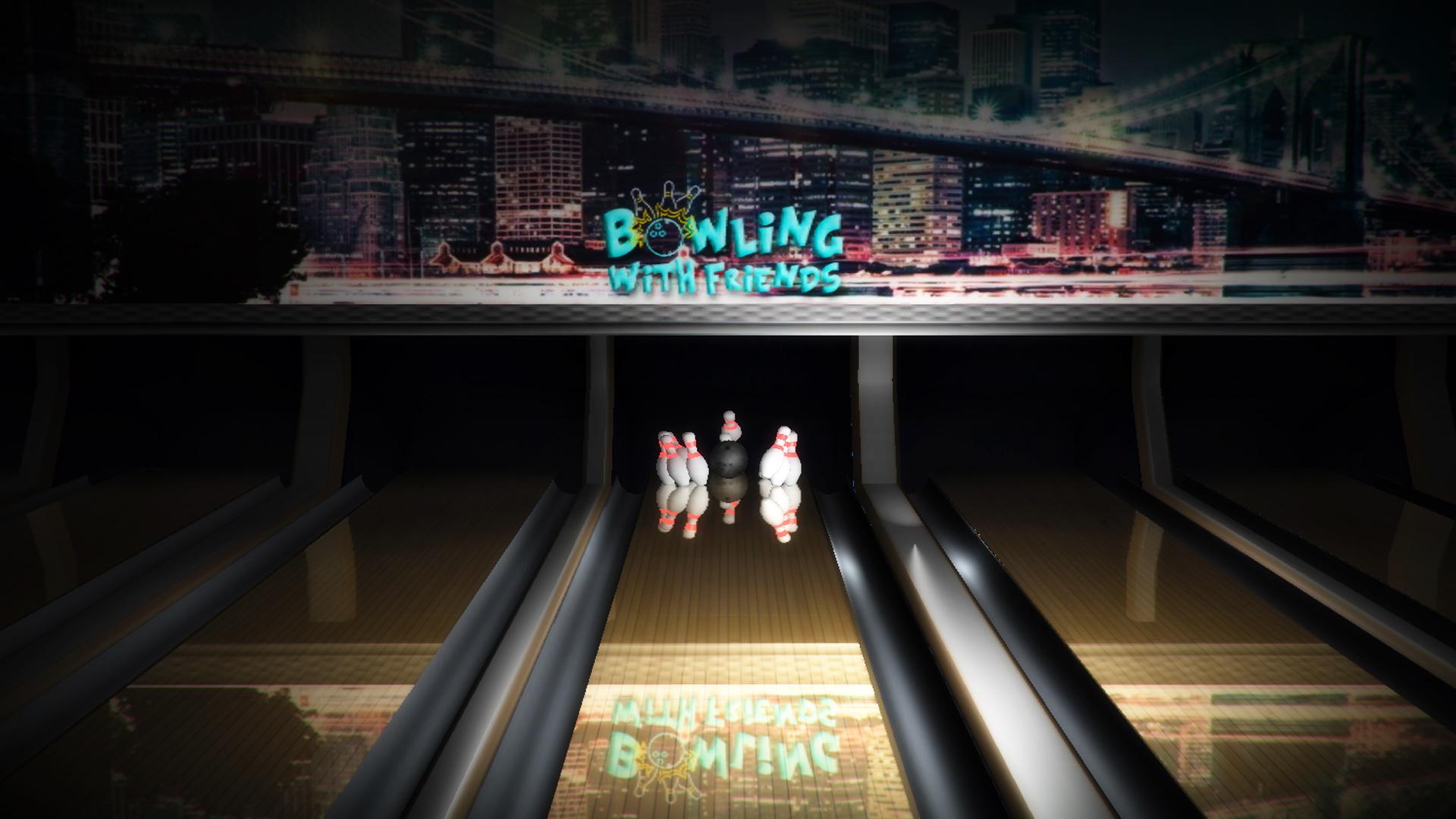 Bowling Pro 2016 — Ten Pin Multiplayer Strike screenshot 2