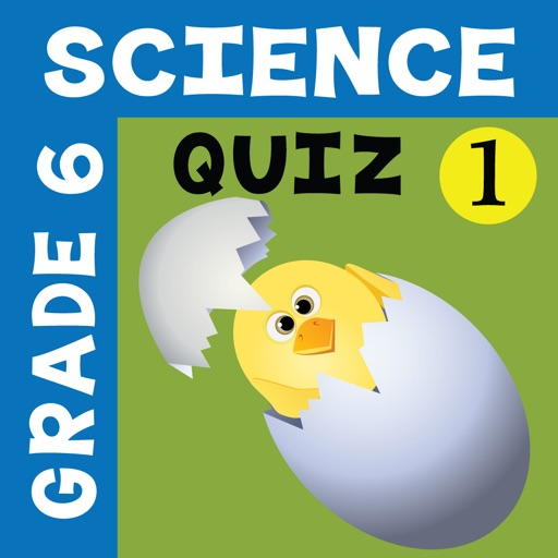 6th Grade Science Quiz 1 Practice Worksheets for home use and in