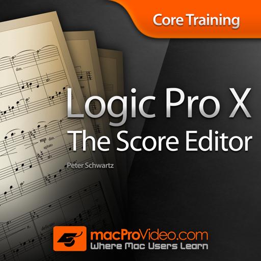 Score Editor in Logic Pro X