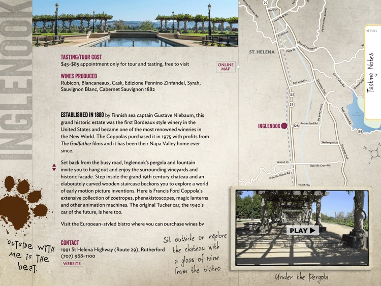 Truly Napa Valley, The Experience Guide screenshot-2